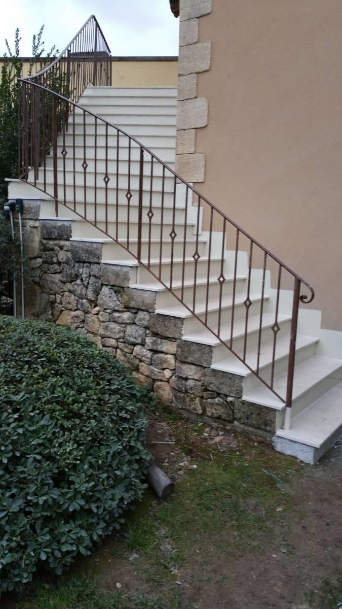 Etancheite Escalier Sur Aix En Provence Entreprise