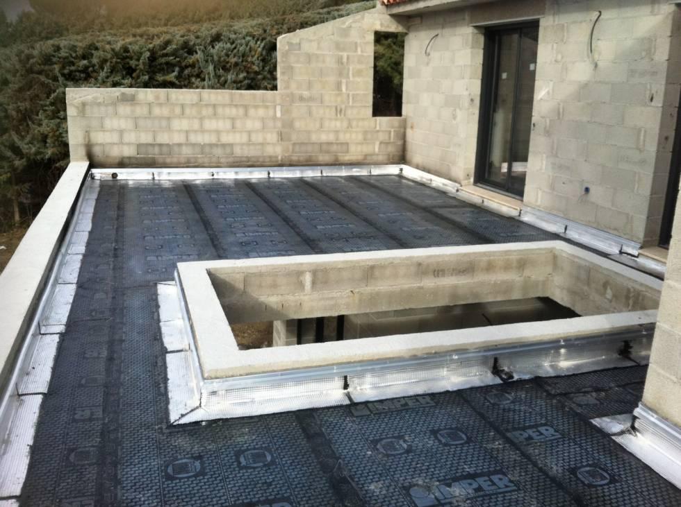 etanch it sous carrelage entreprise tanch it terrasse. Black Bedroom Furniture Sets. Home Design Ideas